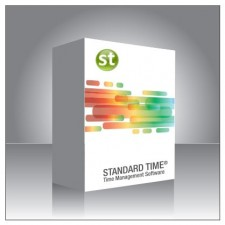 12-Month Hosted Standard Time® (10 User Minumum), annual pricing for each user
